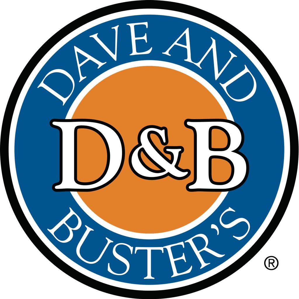 Dave & Buster's Logo / Restaurant / Logo.