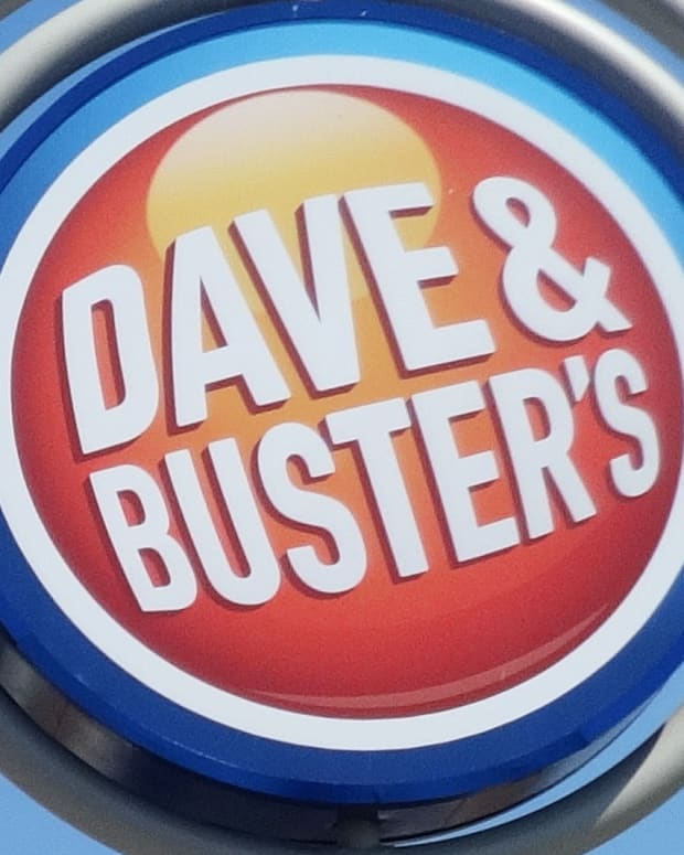 Why Jim Cramer Didn\'t Come to Play With Dave & Buster\'s.