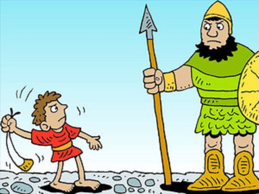 David And Goliath Clipart (105+ images in Collection) Page 1.