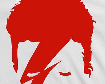 Ziggy Stardust Clipart.