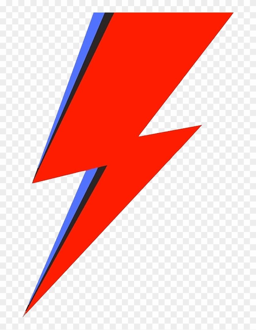 Image Result For Bowie Lightning Bolt.