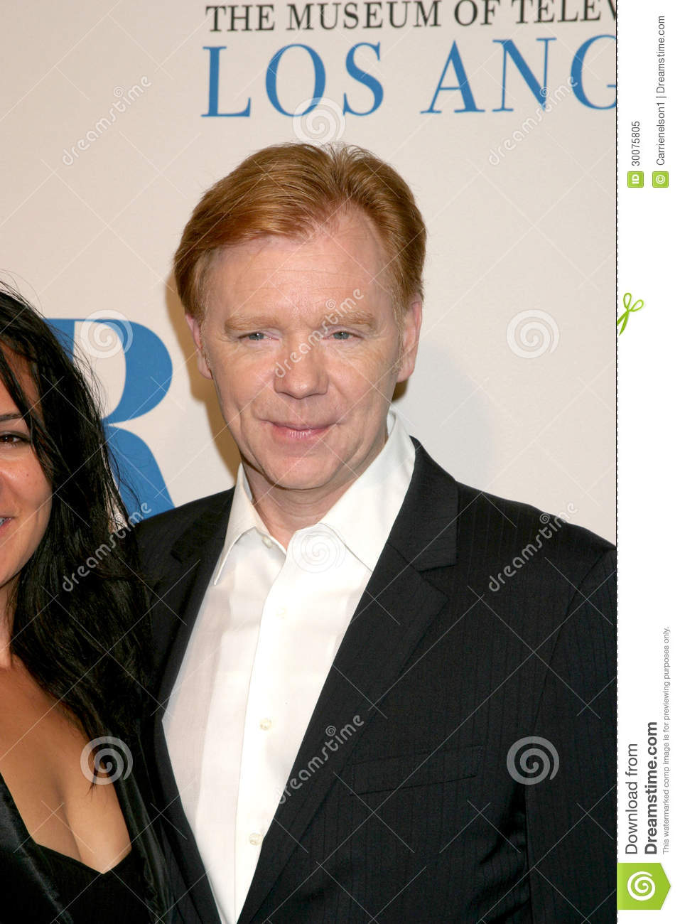 David Caruso,Jerry Bruckheimer Editorial Image.