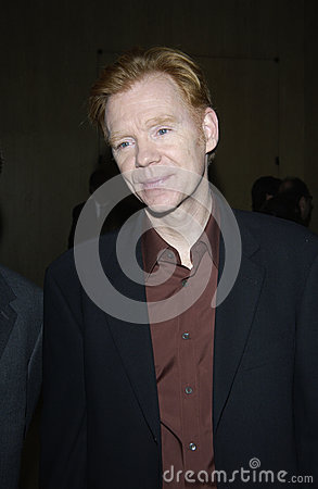 David Caruso Editorial Photo.