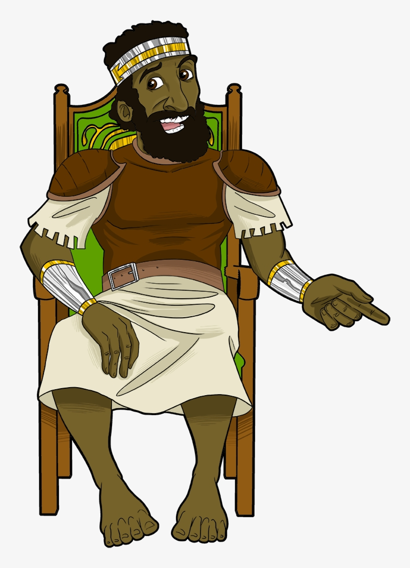 Download Free png Of David Clipart Bible King Saul Clipart 742x1057.