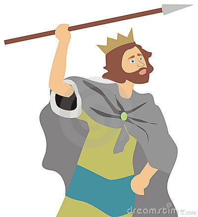 King david clip art.