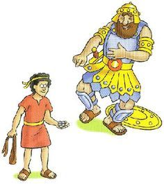 David and goliath clipart 1 » Clipart Portal.