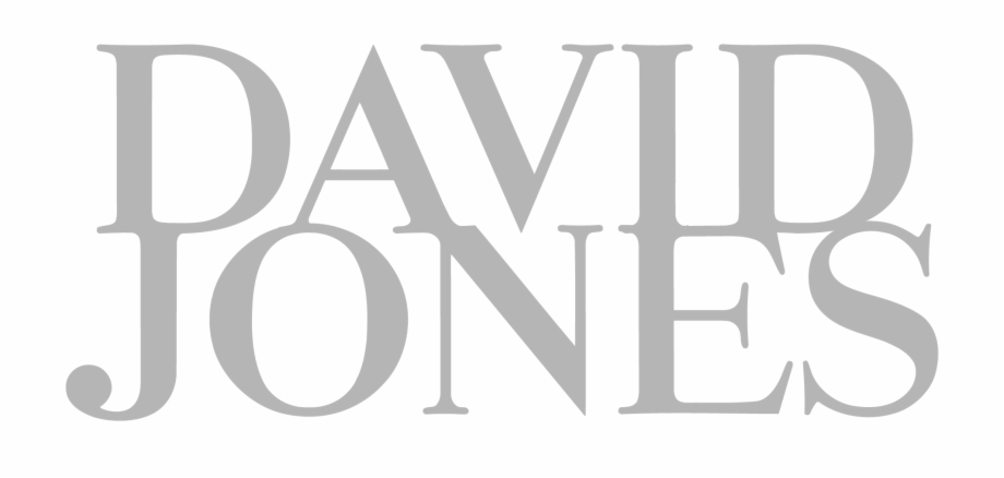 Logo David Jones Free PNG Images & Clipart Download #434489.