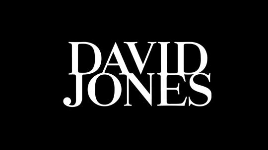 David Jones Logo Png Vector, Clipart, PSD.