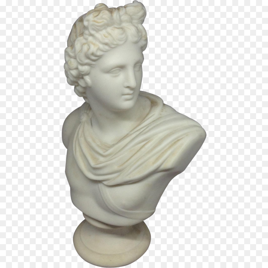 David Classical Sculpture png download.