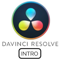 DaVinci Resolve 15 Introduction Certification Training.