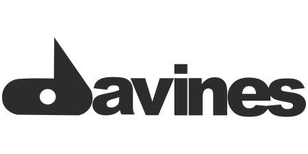 Davines vector logo.