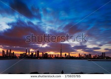 Uae Panoramic Stock Photos, Royalty.