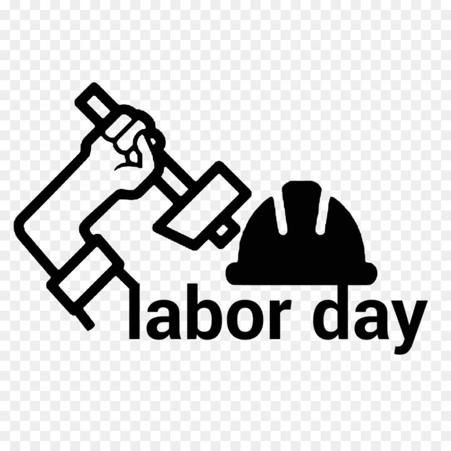 Labor Day 1 May clipart.