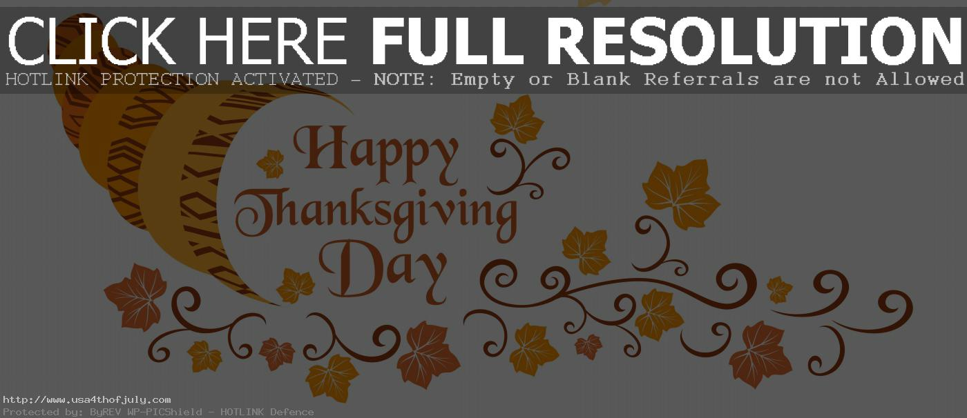 Happy Day After Thanksgiving Clipart Free.