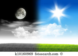 Day night Illustrations and Clipart. 6,016 day night royalty free.