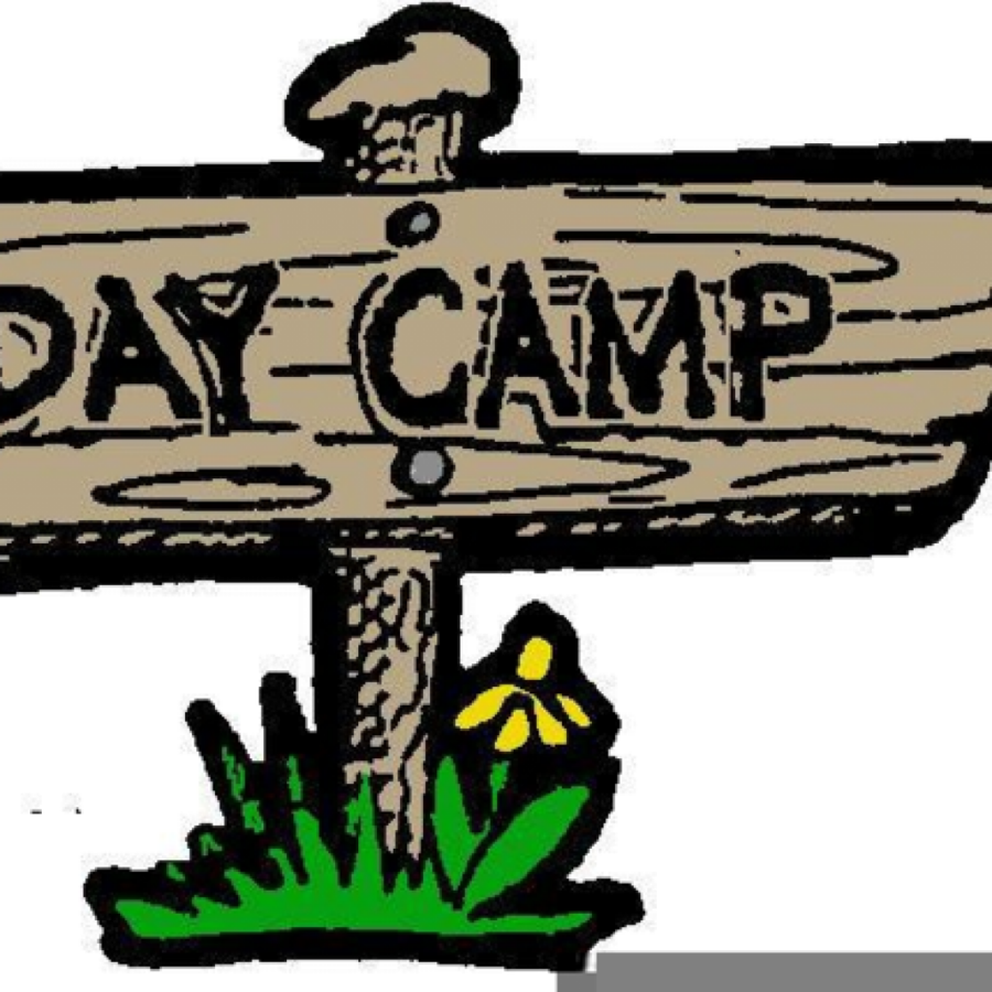 Summer Camp Logo clipart.