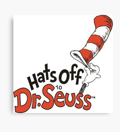 Dr Seuss Day: Canvas Prints.