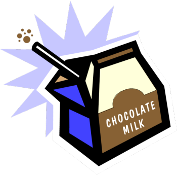 3 a day dairy clip art.