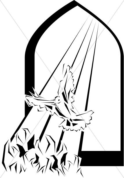 Pentecost Clipart, Pentecost Image, Pentecost Graphic.