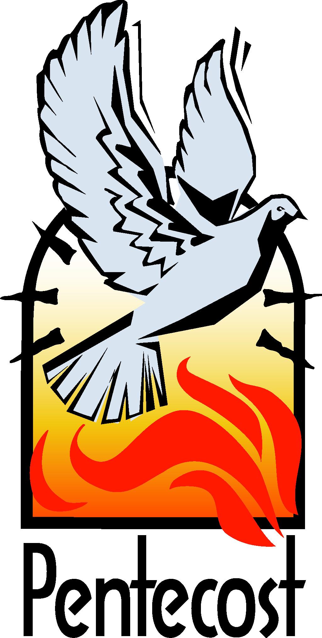 Pentecost clipart fire water.