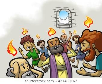 Day of pentecost clipart 6 » Clipart Portal.