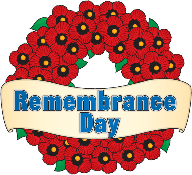 Remembrance day clip art.