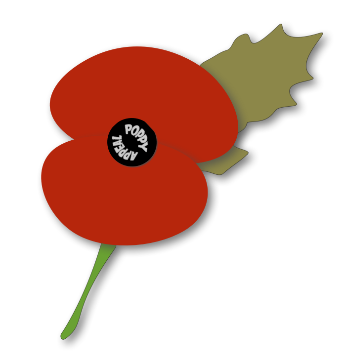 Clipart remembrance day poppy.