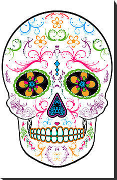 Day Of The Dead Clip Art.