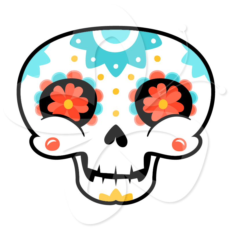 Free Day Of The Dead Clipart, Download Free Clip Art, Free.