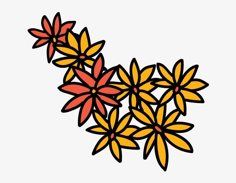 Dead Flower Clip Art.