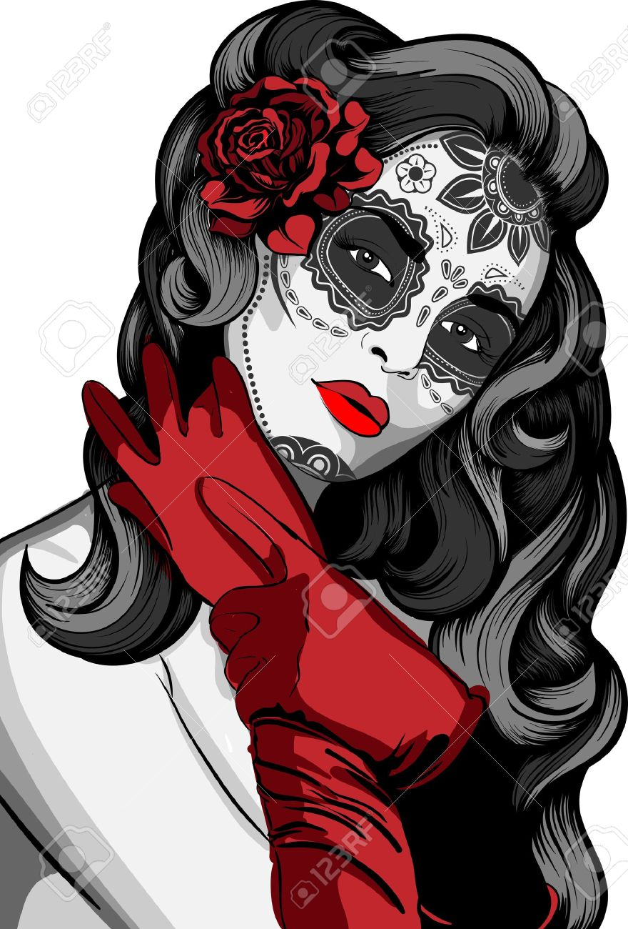 2,140 Dead Girl Cliparts, Stock Vector And Royalty Free Dead Girl.