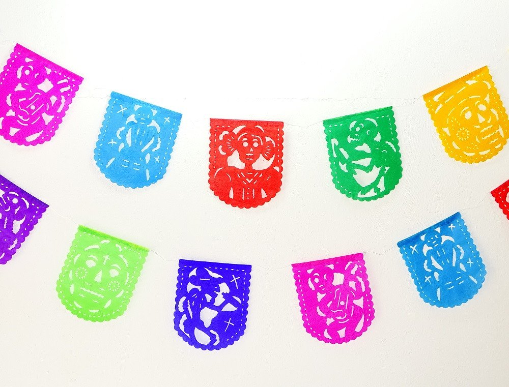 Papel Picado Banners.