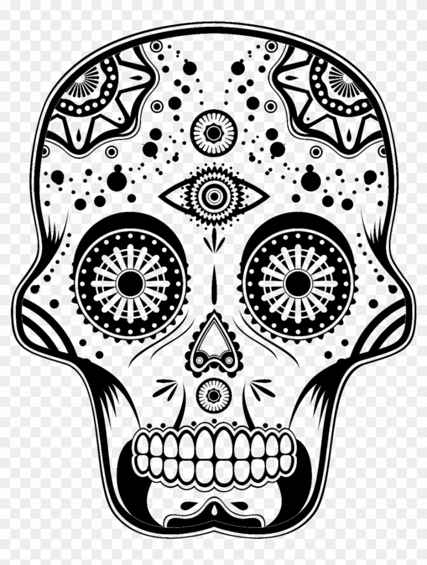 Day Of The Dead Png.