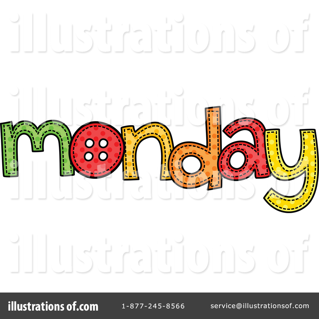 Day Of The Week Clipart #1355441.