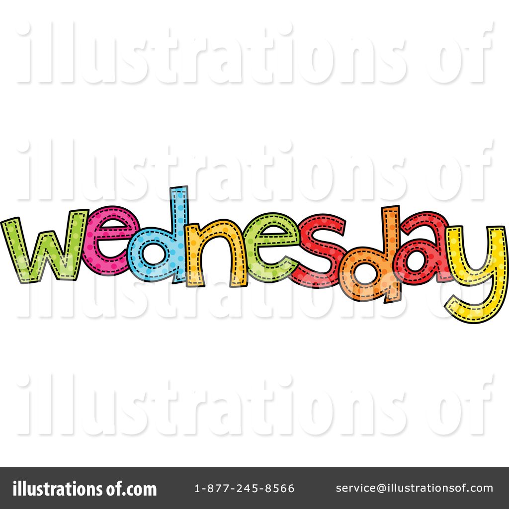 Day Of The Week Clipart #1355451.