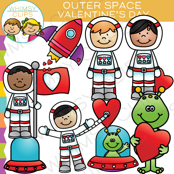 Clipart space day.