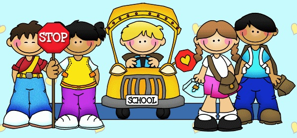 School tour date clipart.