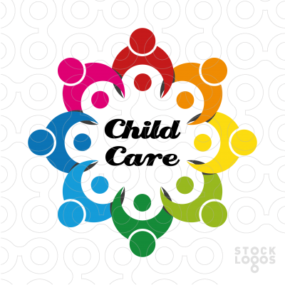 Child Care Logo.