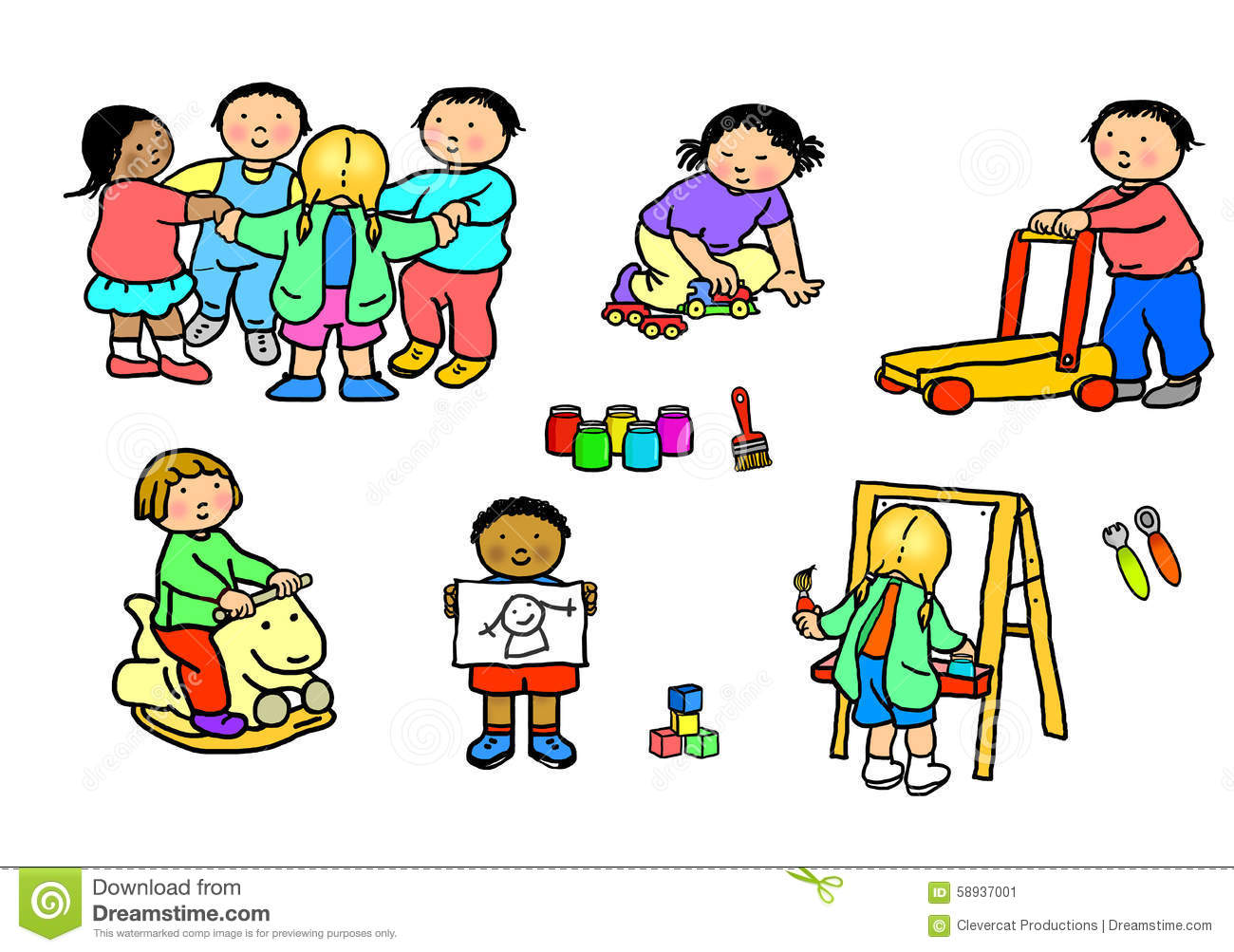 Daycare clipart images 6 » Clipart Station.
