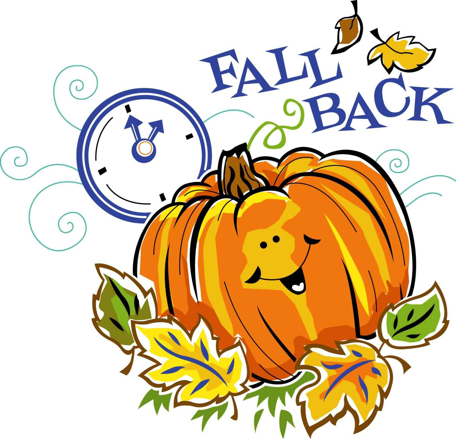 Fall back clipart daylight saving time 2 » Clipart Portal.