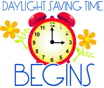 Daylight Savings Time Begins — Christ Community.