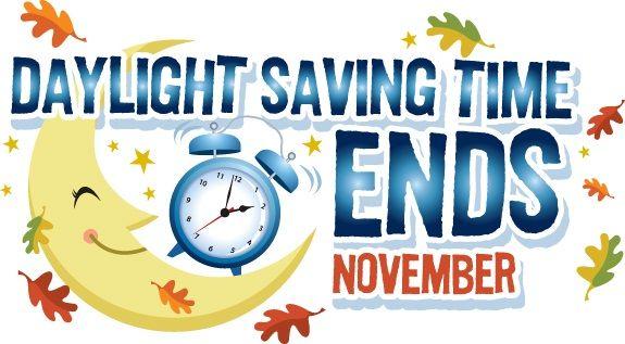 Daylight Savings Border Clipart Calendar Jpeg.