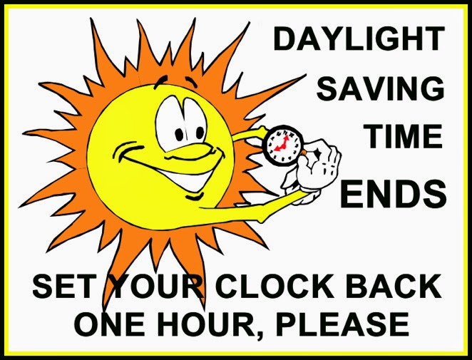 18+ Best Pictures Of The Daylight Saving Time Ends 2016.