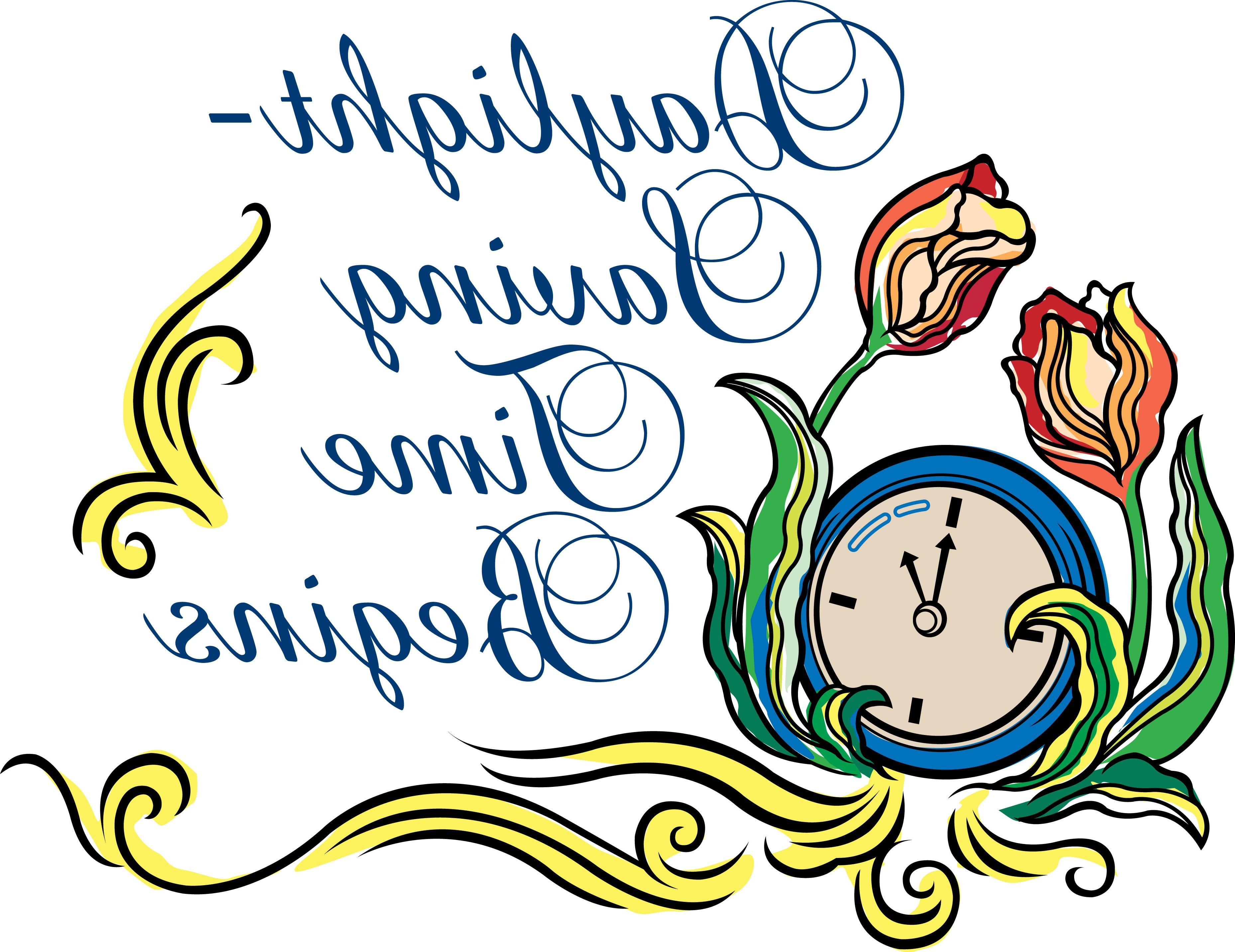 Top Daylight Savings Time Clip Art Image » Free Vector Art, Images.