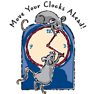 Daylight savings time 2018 clipart 2 » Clipart Station.