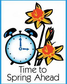 Daylight savings time 2018 clipart 1 » Clipart Portal.