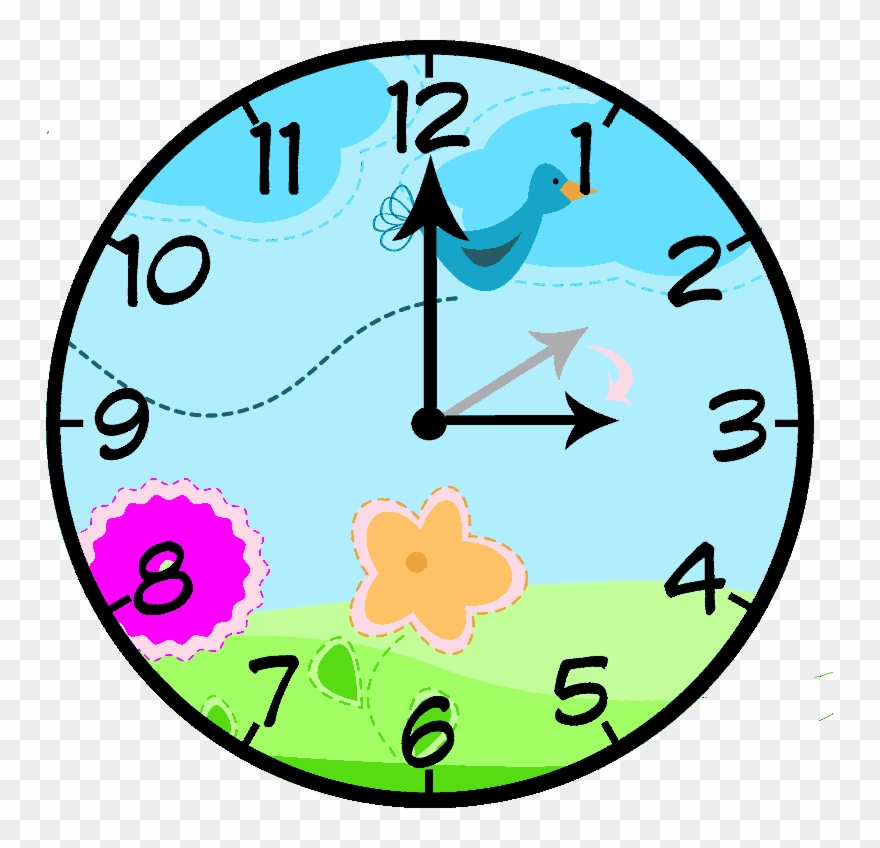 Input Daylight Savings Time Clipart.