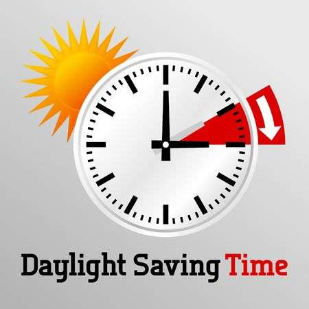 976 Daylight Savings Stock Vector Illustration And Royalty Free.