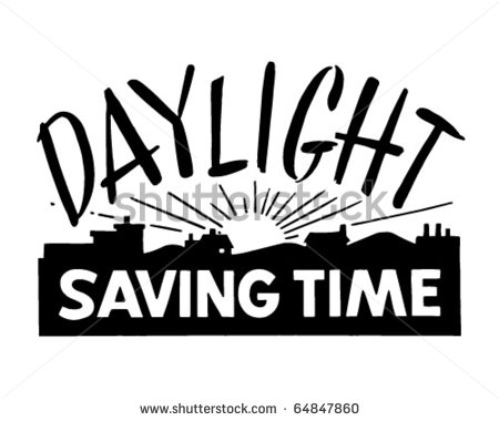 53+ Daylight Savings Time Clipart.