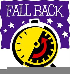 Clipart Daylight Savings Time Clock.